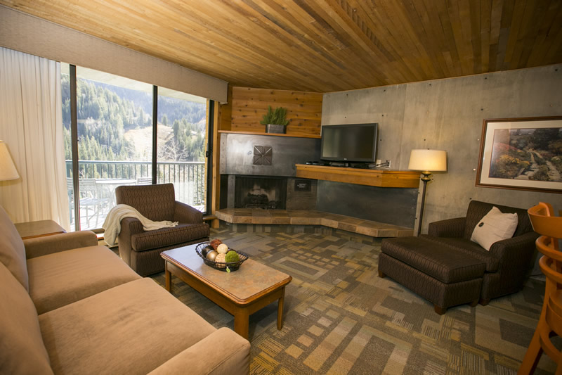 Studio A | Iron Blosam Lodge | Snowbird Ski & Summer Resort